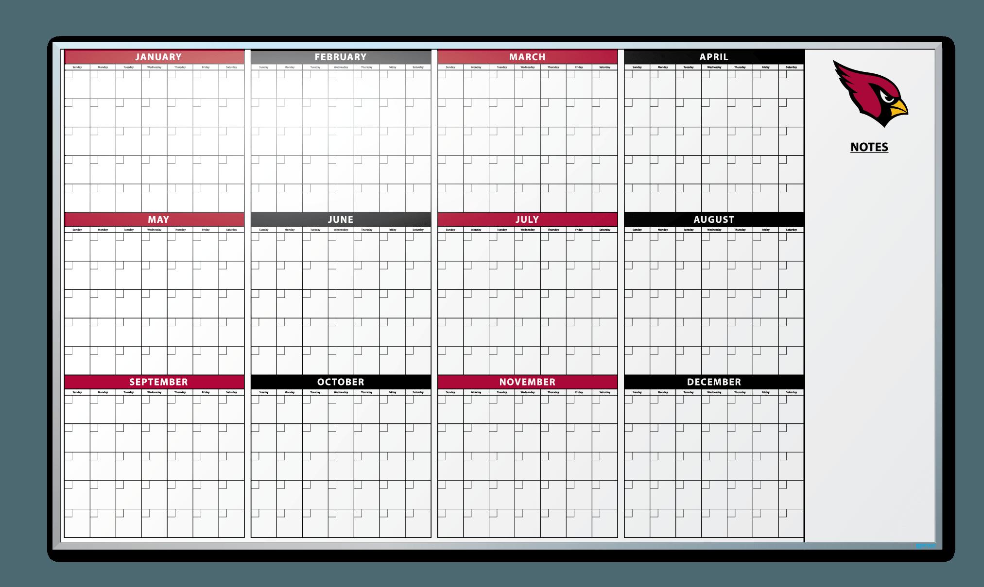 at a glance calendars