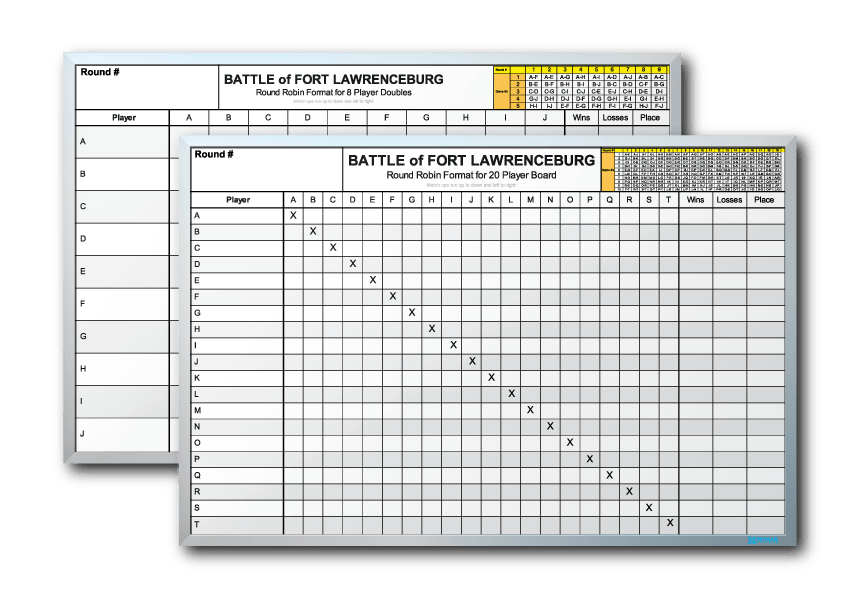 DayCo Manufacturing Player Whiteboard