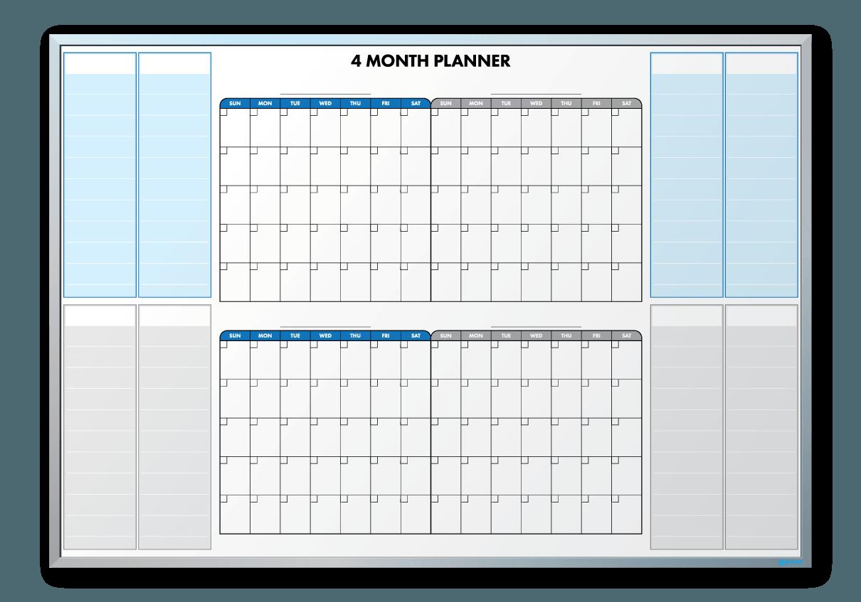 isa inc calendar dry erase board - Large Dry Erase Board